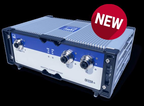 SomatXR CX27C-R Ultra-Ruggedized Gateway Interface