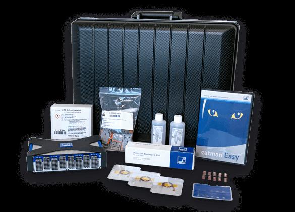 PCB Strain Gauge Testing Kit
